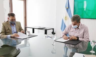 Se firmó un convenio para articular el funcionamiento de las oficinas del consumidor
