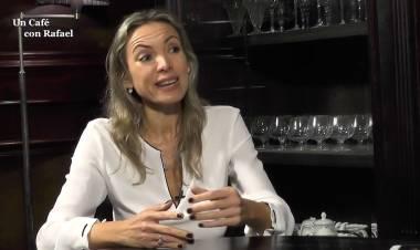 Dra. Marianela Aguirre Ackermann y la alimentación en tiempos de pandemia
