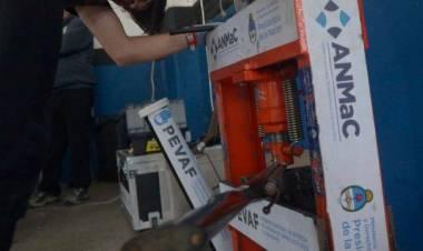 El gobierno de la provincia de Santa Fe promueve la entrega voluntaria de armas de fuego