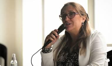 Valeria López del Zar y el proyecto para quitar menciones honoríficas a acusados por violencia de género
