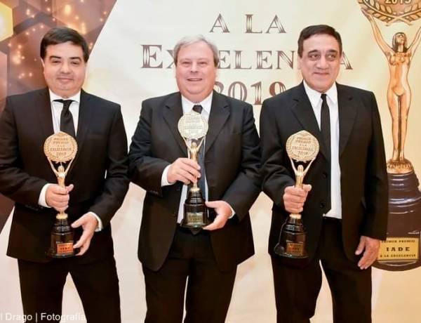 Antología recibió por 13er. año el Premio a la Excelencia