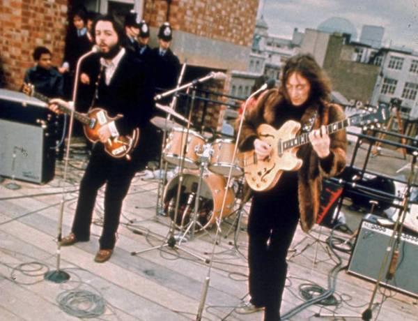 """Cómo los Beatles hicieron del """"concierto en la azotea"""" un evento icónico de rock"""