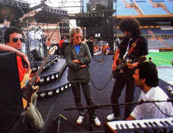 Pasaron 40 años de la primera presentación de Queen en Argentina