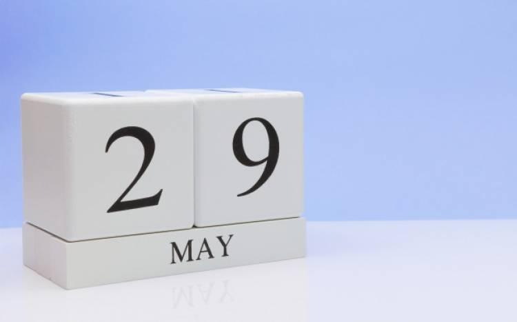 Más efemérides de música de este 29 de mayo