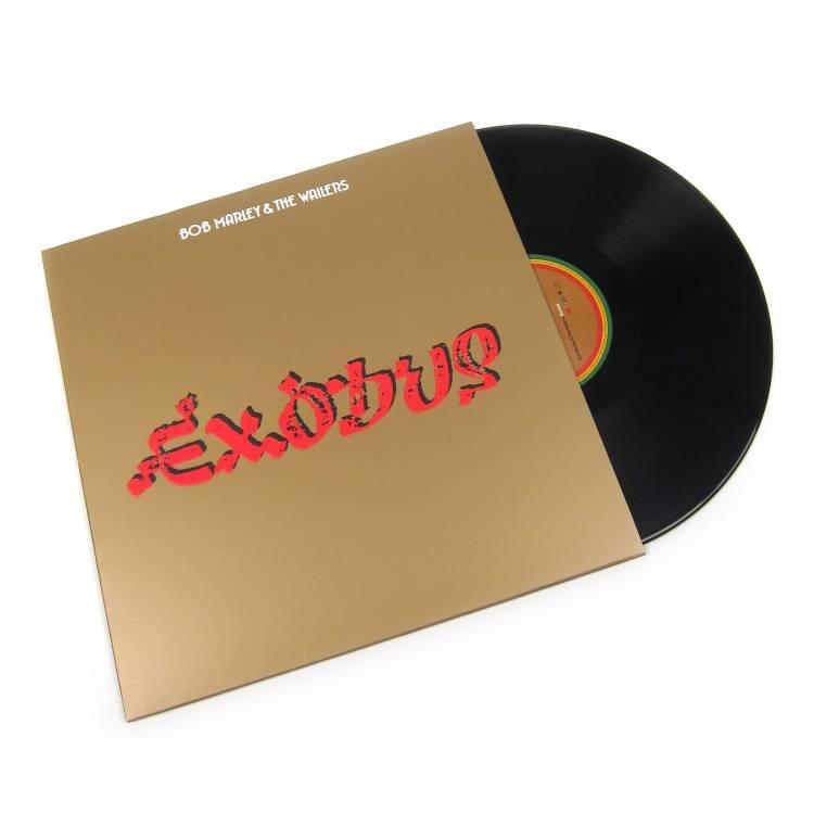 """El 3 de junio de 1977Bob Marleypublica """"Exodus"""""""