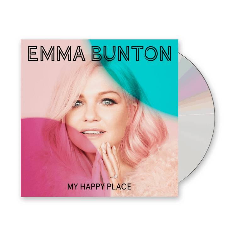 """Emma Bunton álbum """"My Happy Place"""""""