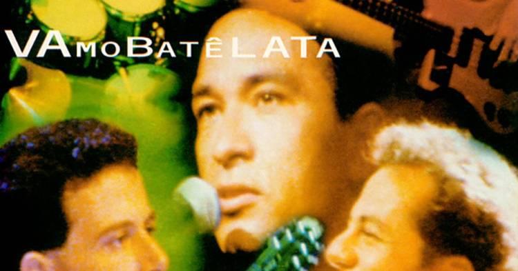 """El 4 de junio de 1995 Os Paralamas Do Sucesso lanzan """"Vamo Batê Lata"""" el álbum doble en Vivo"""