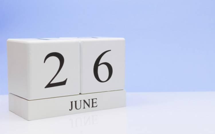 Efemérides de música de este 26 de junio