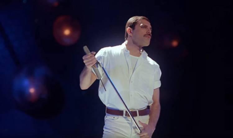 """Mirá el Vídeo inédito de Freddie Mercury del tema """"Time Waits For No One"""""""