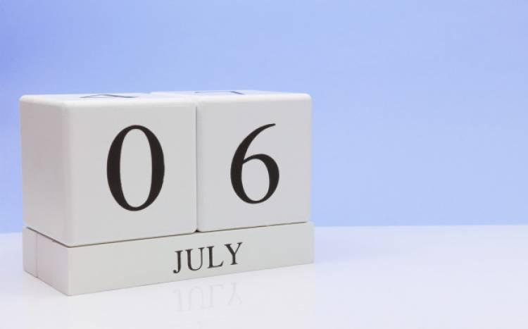 Efemérides de música de este 6 de julio