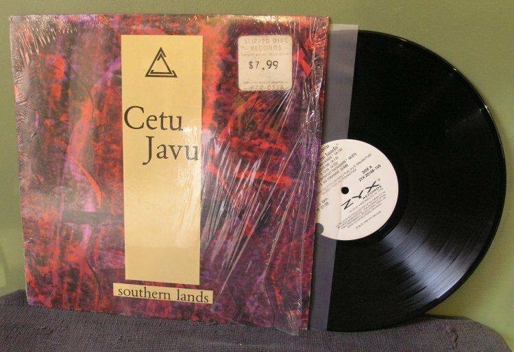 El 11 de julio de 1990 Cetu Javu lanza el disco Southern Lands