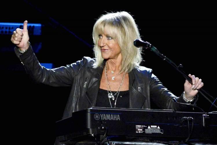 El 12 de julio de 1943 nace Christine McVie integrante de Fleetwood Mac