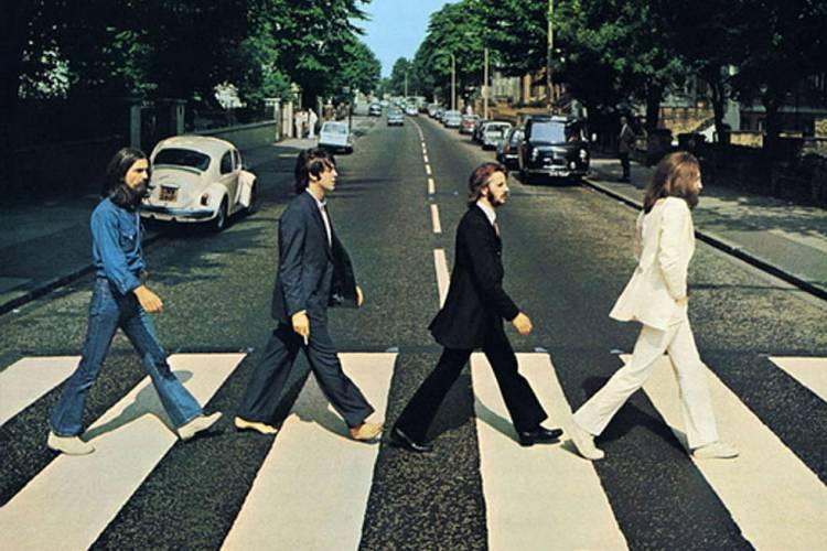 """Se cumplieron 52 años la famosa foto de tapa del disco """"Abbey Road"""" de Los Beatles"""