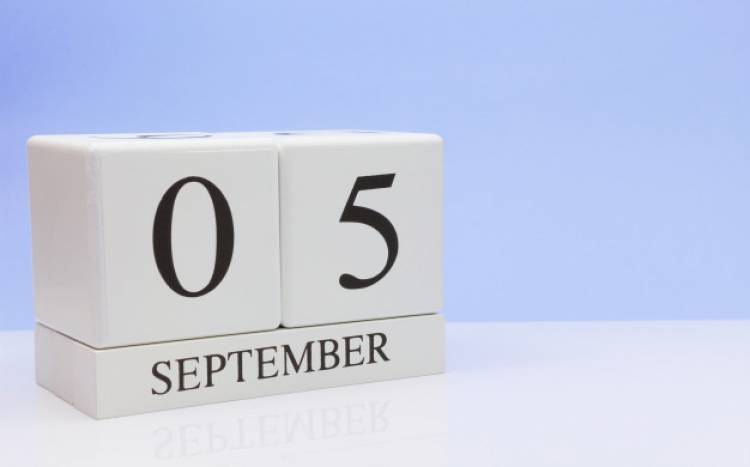 Efemérides de música de este 5 de setiembre