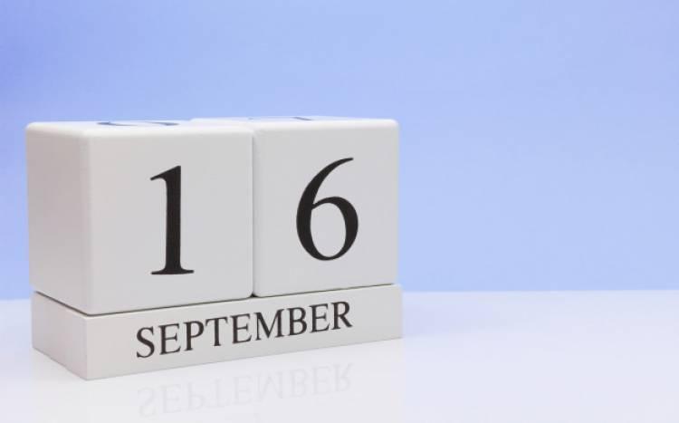 Efemérides de música de este 16 de setiembre