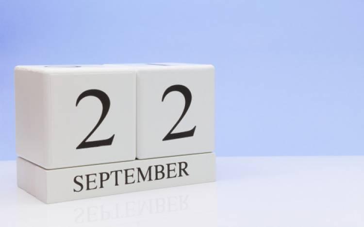 Efemérides de música de este 22 de setiembre