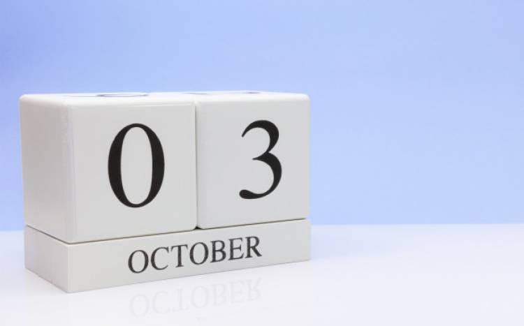 Efemérides de música de este 3 de octubre