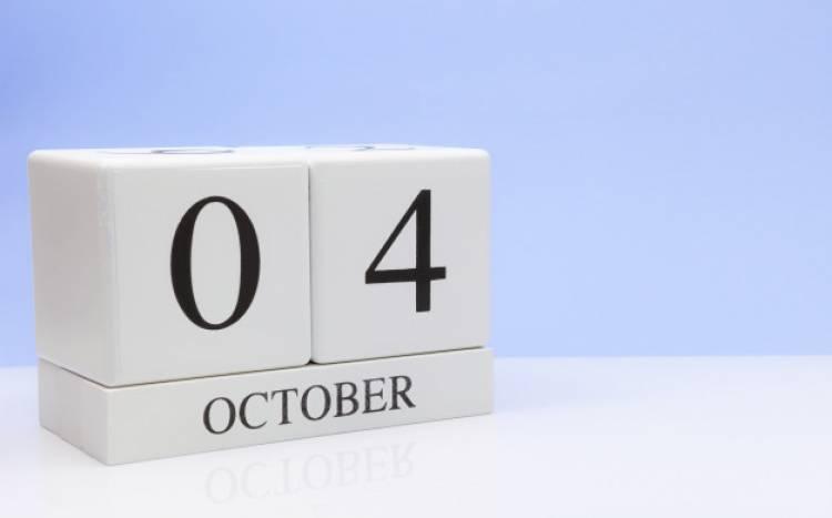 Efemérides de música de este 4 de octubre