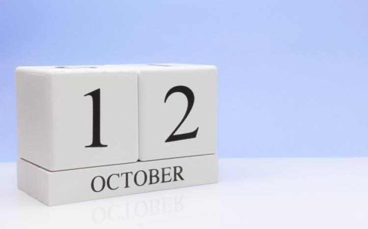 Efemérides de música de este 12 de octubre