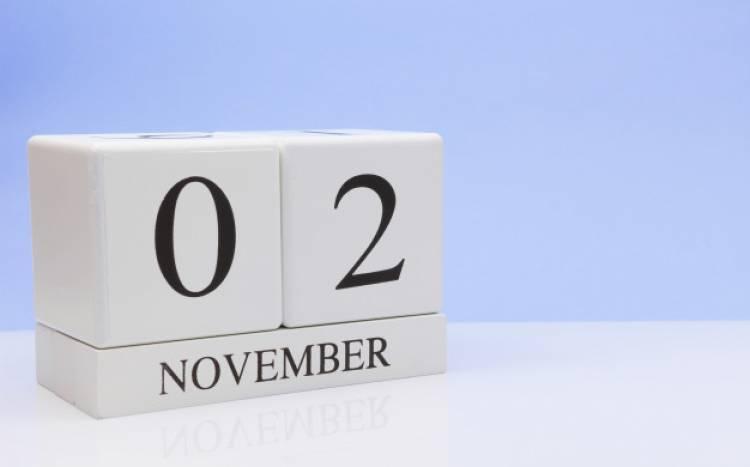 Efemérides de música de este 2 de noviembre