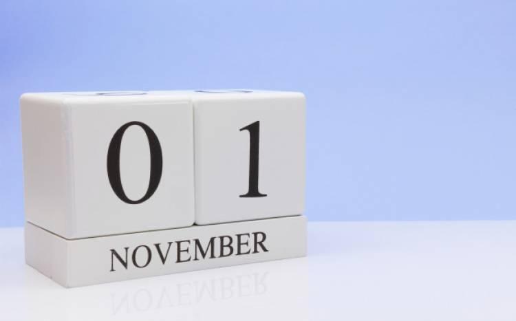 Efemérides de música de este 1 de noviembre