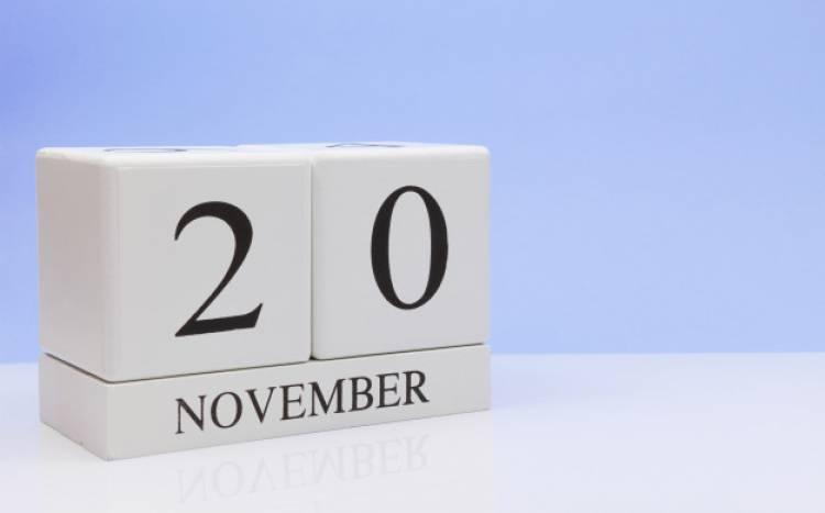 Efemérides de música de este 20 de noviembre