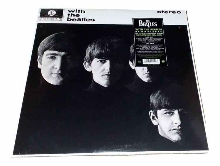 """El 22 de noviembre de 1963 se lanza """"With the Beatles"""""""
