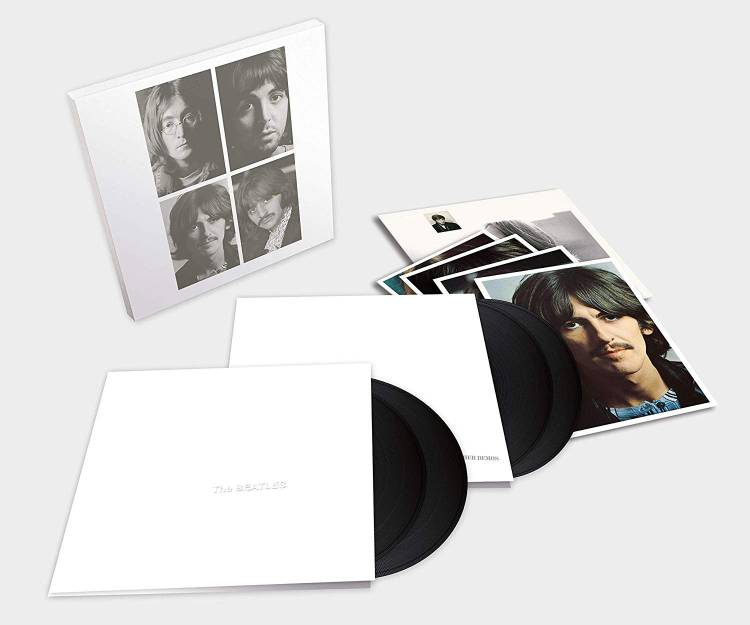 """El 22 de noviembre de 1968 se lanza el disco The Beatles conocido también como """"White álbum"""""""