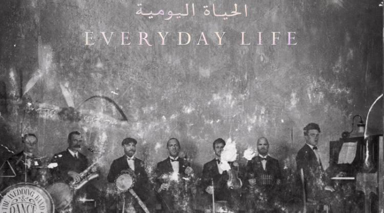 """Coldplay ha lanzado su álbum """"Everyday Life"""""""
