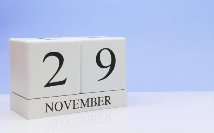 Efemérides de música de este 29 de noviembre