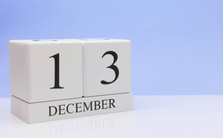 Efemérides de música de este 13 de diciembre