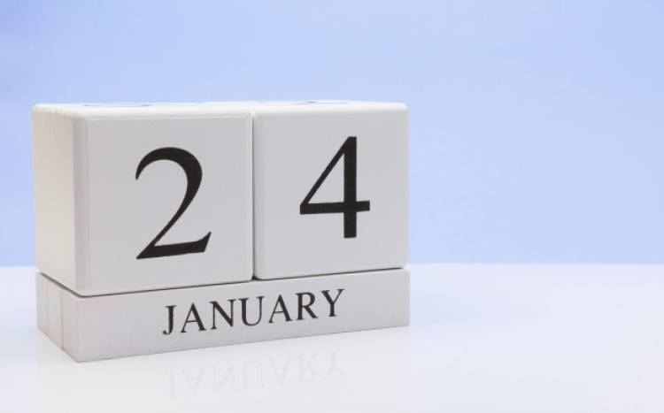 Efemérides de música de este 24 de enero