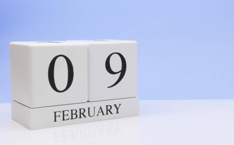 Efemérides de música de este 9 de febrero