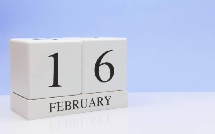 Efemérides de música de este 16 de febrero