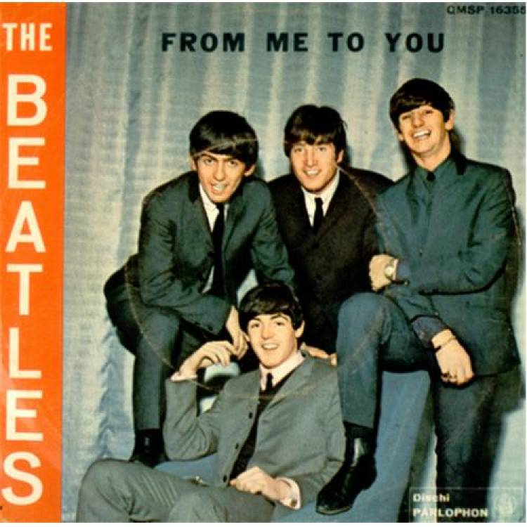 "El 28 de febrero de 1963 John Lennon y Paul McCartney componen ""From Me To You"""