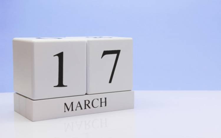 Efemérides de música de este 17 de marzo