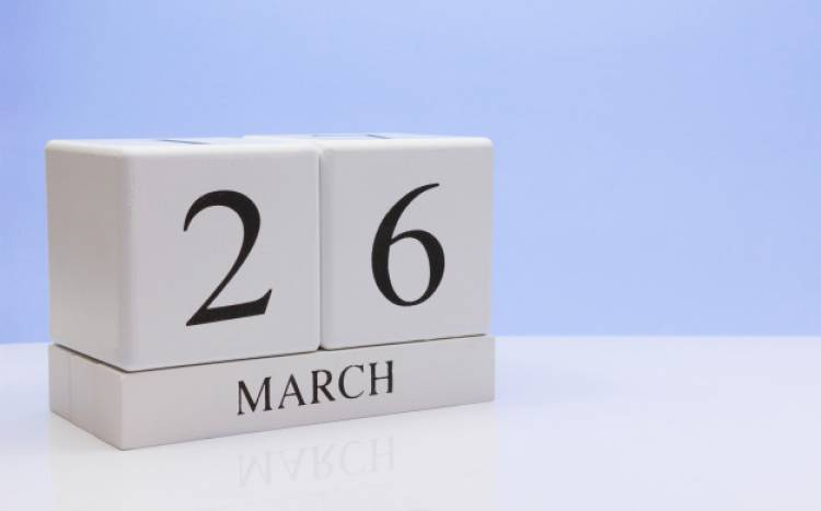 Efemérides de música de este 26 de marzo
