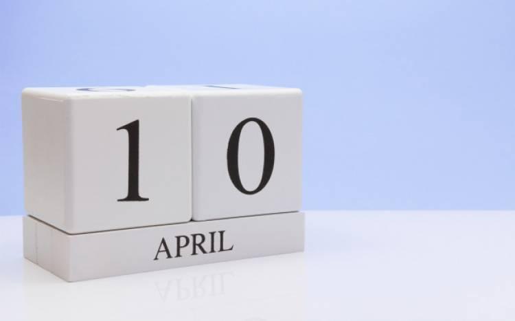 Efemérides de música de este 10 de abril