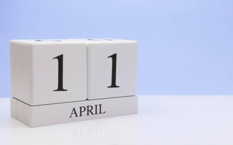 Efemérides de música de este 11 de abril
