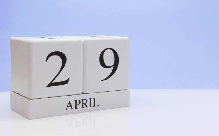 Efemérides de música de este 29 de abril