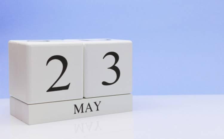Efemérides de música de este 23 de mayo