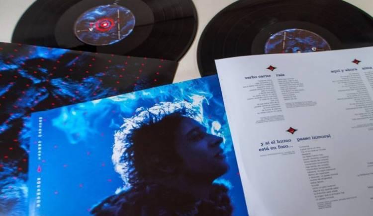 """Hoy Cumple 21 años """"Bocanada"""", el primer disco de Gustavo Cerati como solista"""