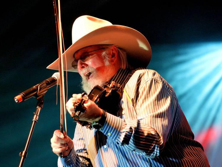 Murió la leyenda del country Charlie Daniels