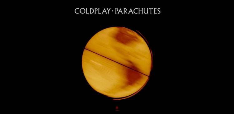'Parachutes' el primer álbum de Coldplay cumple 20 años