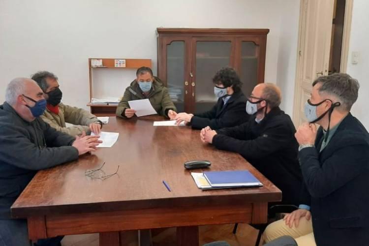 La Municipalidad y el gremio abren una nueva instancia de diálogo