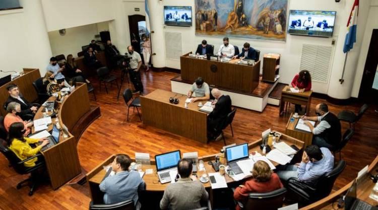 """El Concejo aprobó el proyecto """"Ciudad 30"""""""