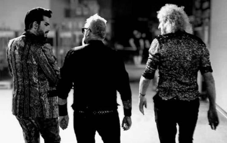 Queen y Adam Lambert anuncian su nuevo disco titulado: Queen + Adam Lambert Live Around the World
