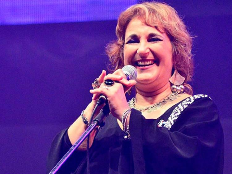 Yamila Cafrune con el canto en la sangre