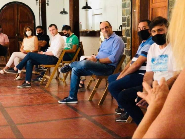 """José Corral y López Molina: """"Desde Juntos por el Cambio trabajamos para presentar una opción sólida en 2021"""""""
