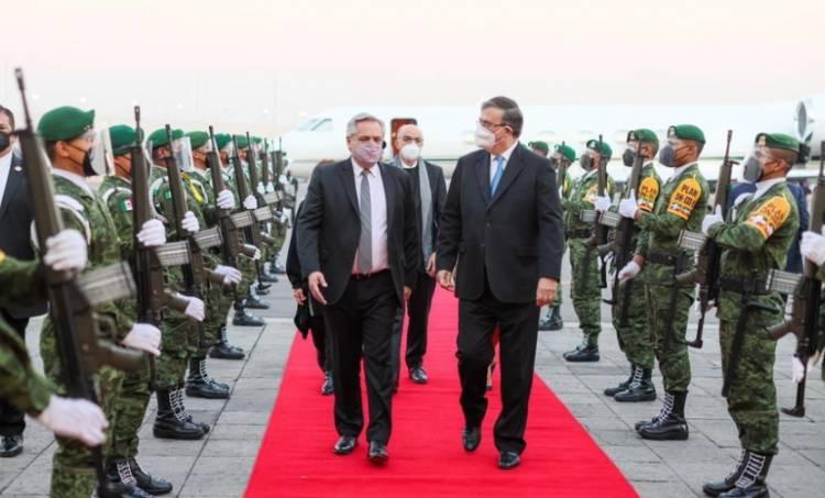 Cristián Riom analiza el viaje del presidente Fernández al hermano país de México